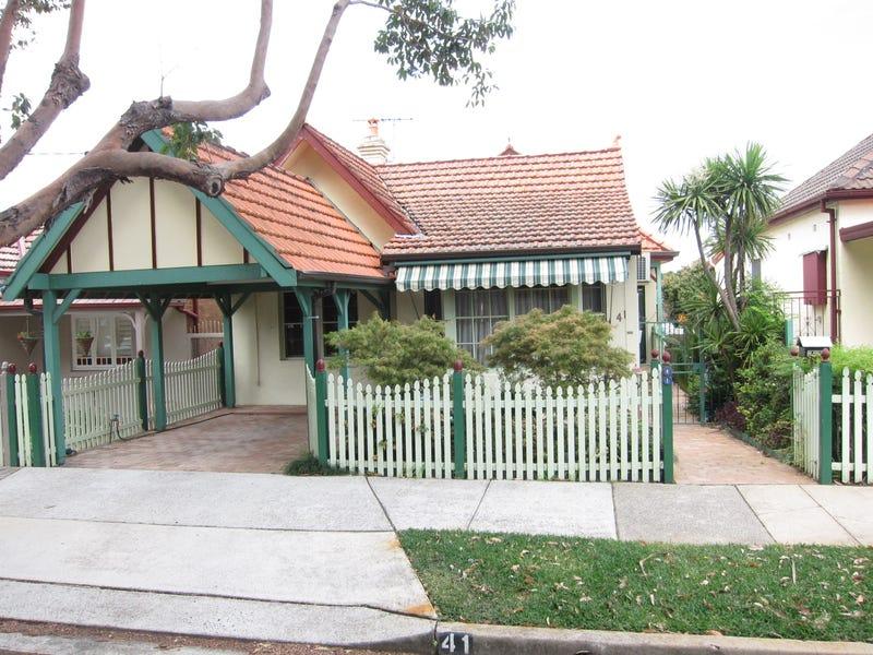 41 St David's Road, Haberfield, NSW 2045