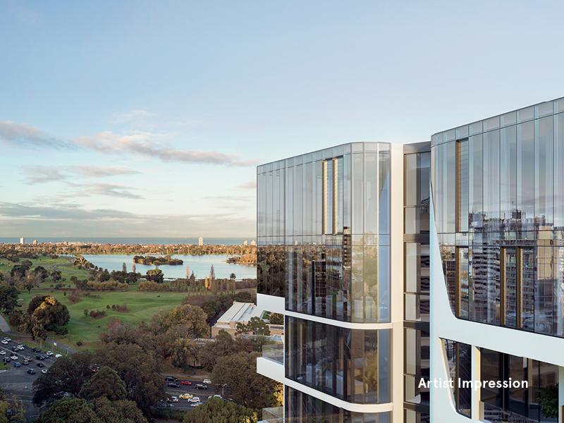 902/2 Bowen Crescent, Melbourne, Vic 3004
