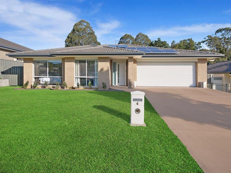 4 Jock Avenue, North Boambee Valley, NSW 2450
