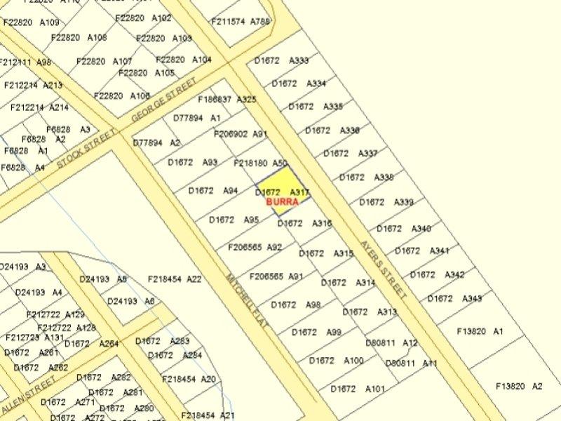 Lot 317 Ayres Street, Burra, SA 5417