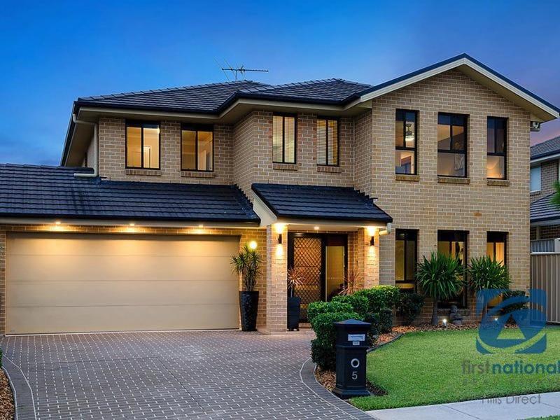 5 Wymar Street, Kellyville Ridge, NSW 2155
