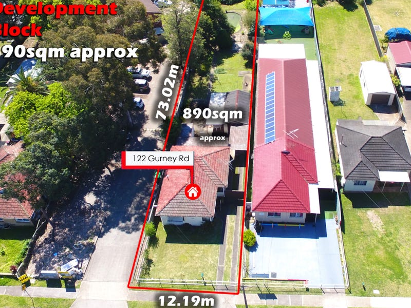 122 Gurney Road, Chester Hill, NSW 2162