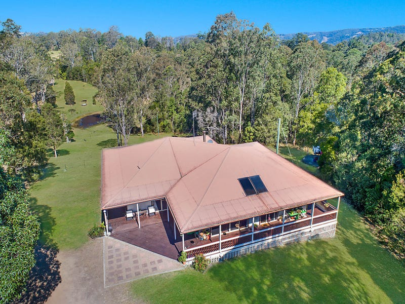 792 Maleny Kenilworth Road, Elaman Creek, Qld 4552
