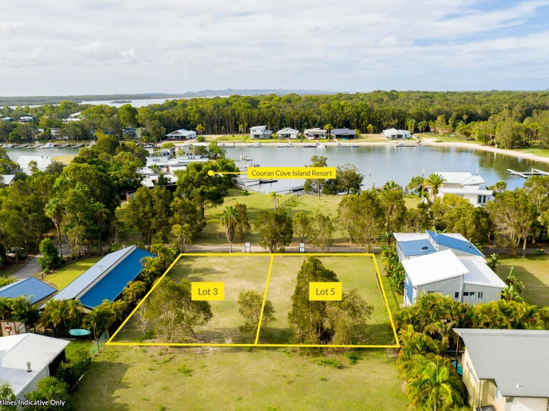 3 & 5 Wallaby Way, South Stradbroke, Qld 4216