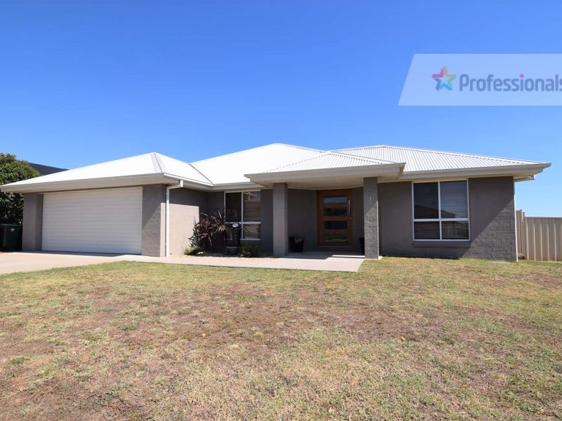 1 Edye Close, Laffing Waters, NSW 2795