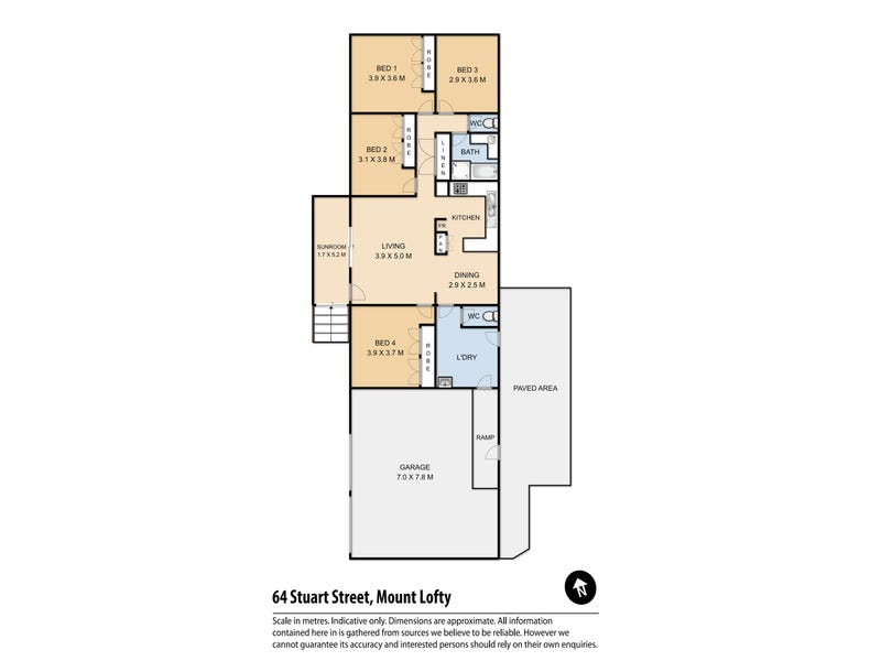 64 Stuart Street, Mount Lofty, Qld 4350