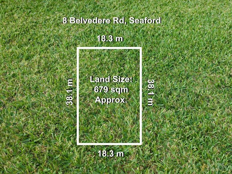 8 Belvedere Road, Seaford, Vic 3198