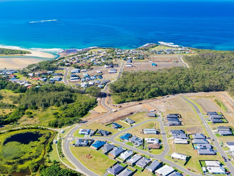 Lots 601 - 610 Como Avenue, Burrill Lake, NSW 2539