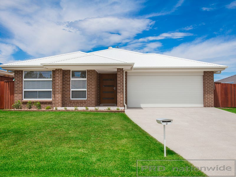 9 Midfield close, Rutherford, NSW 2320