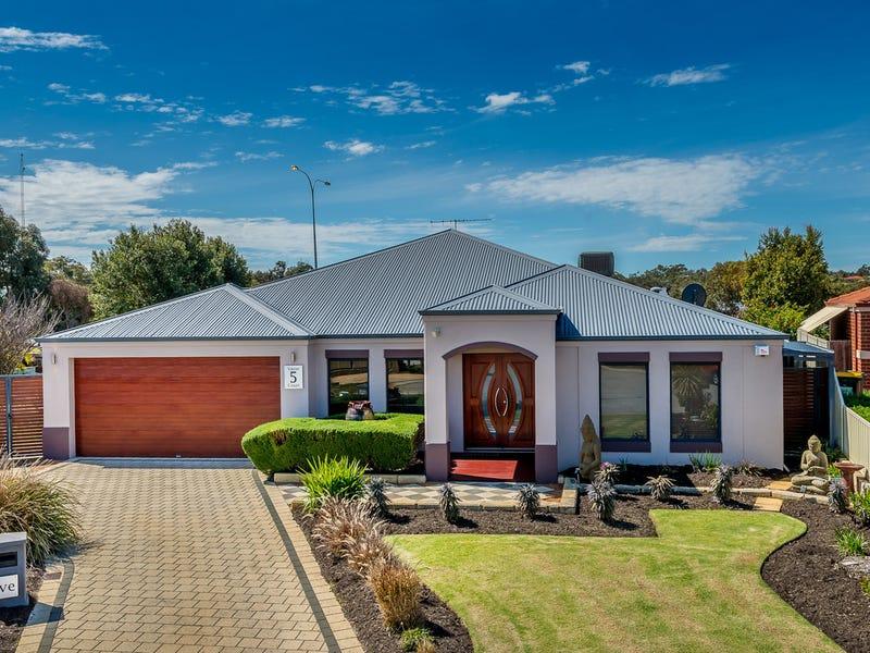 5 Vasse Court, Wanneroo, WA 6065
