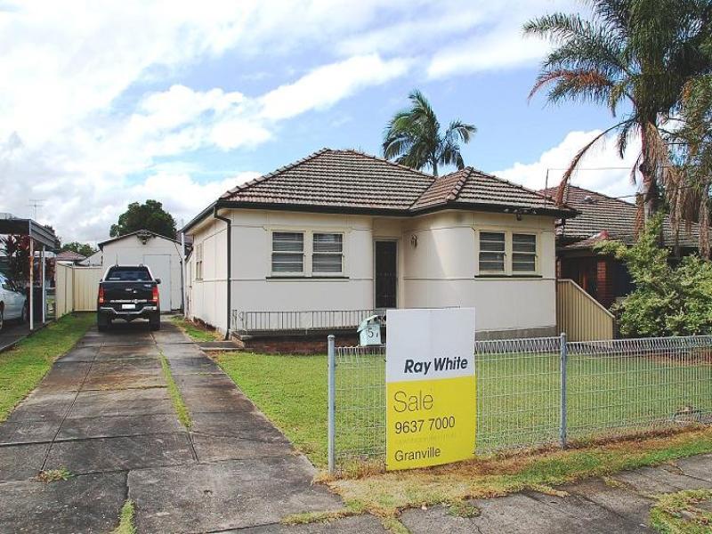 57 Arthur Street, Granville, NSW 2142