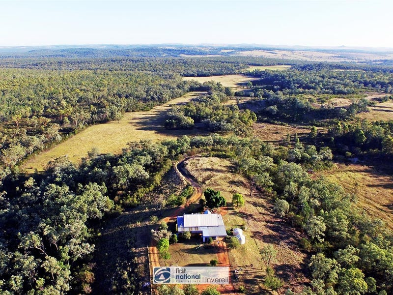 384 Yammacoona, Estate Road, Warialda, NSW 2402
