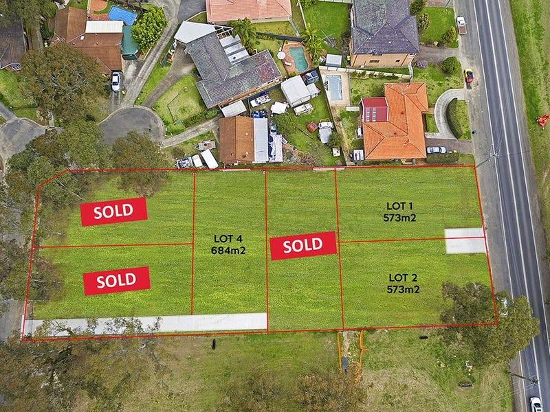 Proposed Lot 4 at 17a Markwell Place, Agnes Banks, NSW 2753
