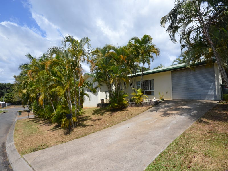 8 TRAPPES COURT, Mooroobool, Qld 4870