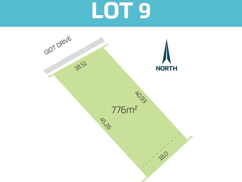 Lot 9, Giot Drive, Wendouree