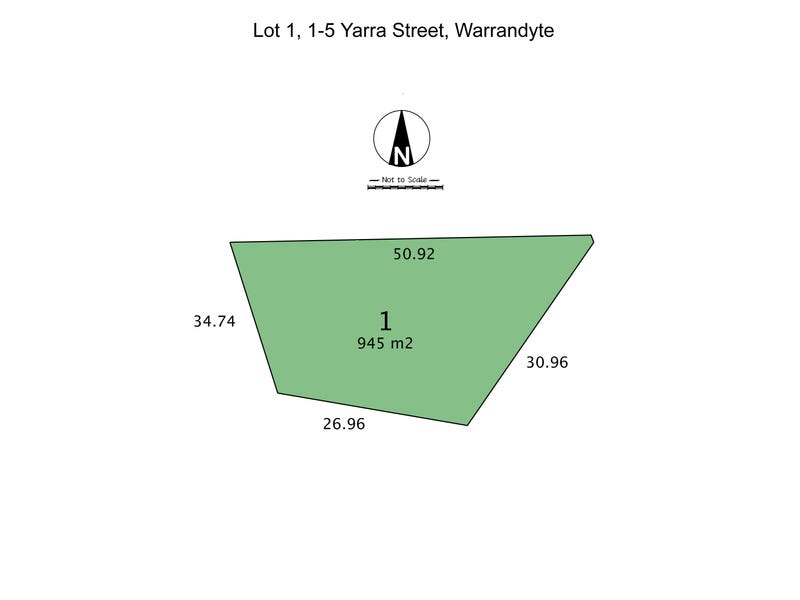 1 Yarra Street, Warrandyte, Vic 3113
