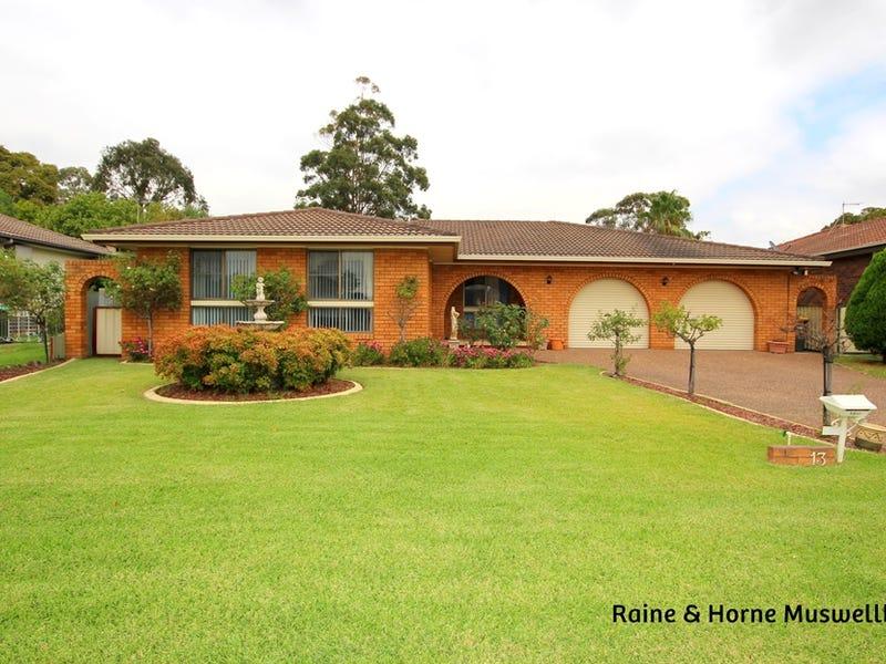13 Acacia Drive, Muswellbrook, NSW 2333