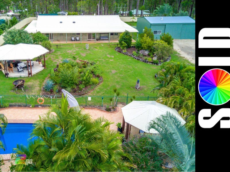 40 Clarke Road, Glenwood, Qld 4570