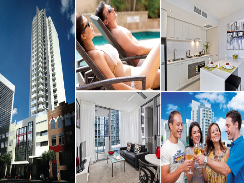 805/127 charlotte, Brisbane City, Qld 4000