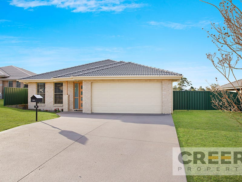 4 Mileham Circuit, Rutherford, NSW 2320