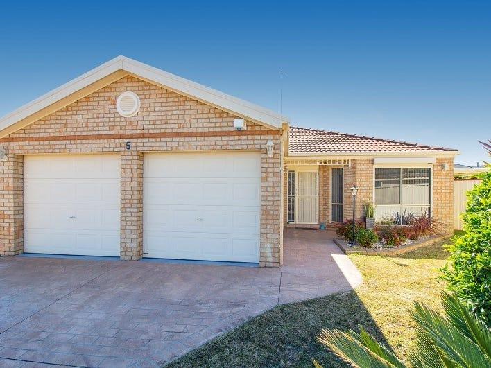 5 Swift Place, Hinchinbrook, NSW 2168