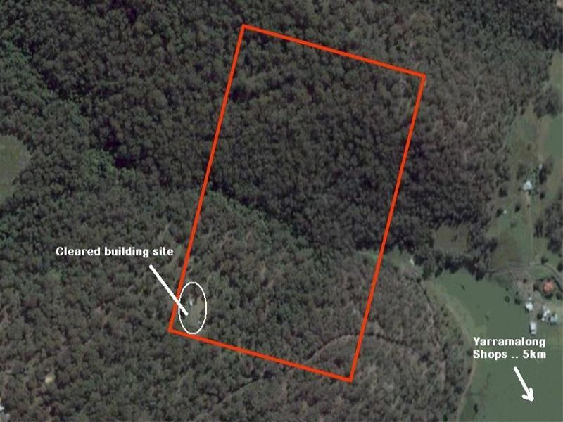 32 Priests Ridge Road, Cedar Brush Creek, NSW 2259