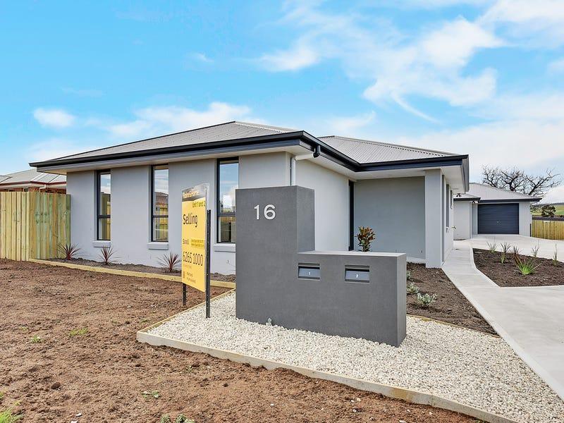Units 1&2, 16 Whitelea Court, Sorell, Tas 7172