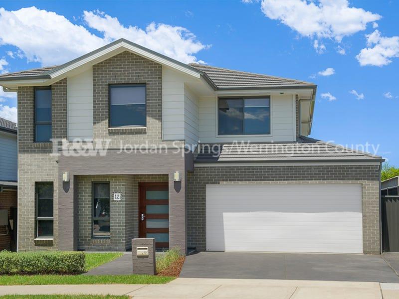 12 Bonney Crescent, Jordan Springs, NSW 2747