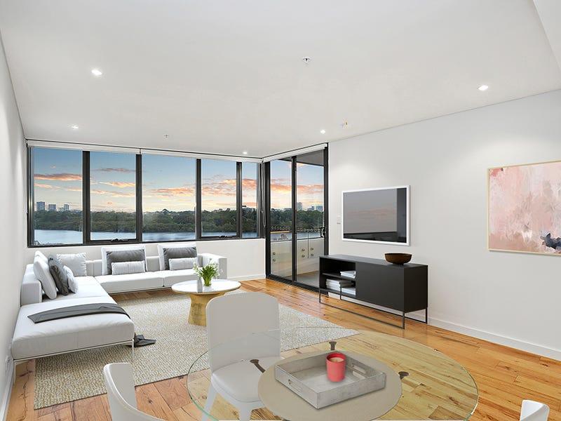 Ella 603/10 Hilly Street 'Majors Bay', Mortlake, NSW 2137