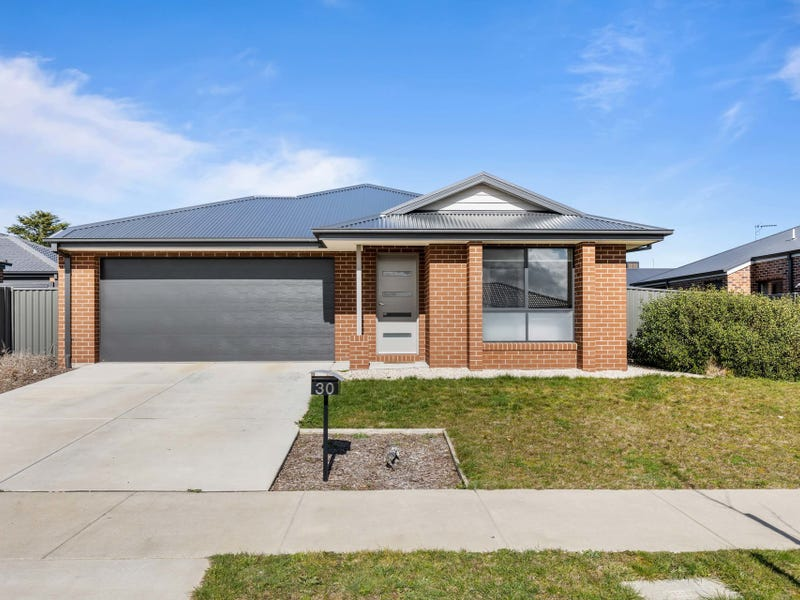 30 Flewin Avenue, Miners Rest, Vic 3352