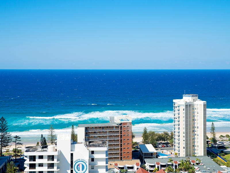 2215/23 Ferny Avenue, Surfers Paradise, Qld 4217