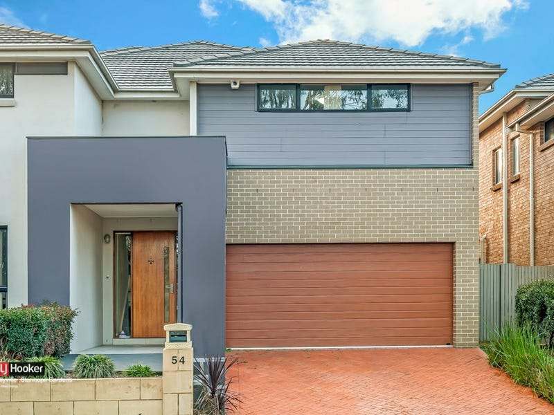 54 Bentwood Terrace, Stanhope Gardens, NSW 2768