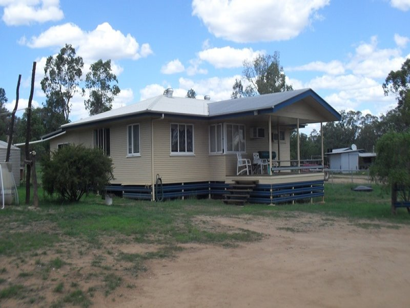 0 Mt Owen Road, Mitchell, Qld 4465