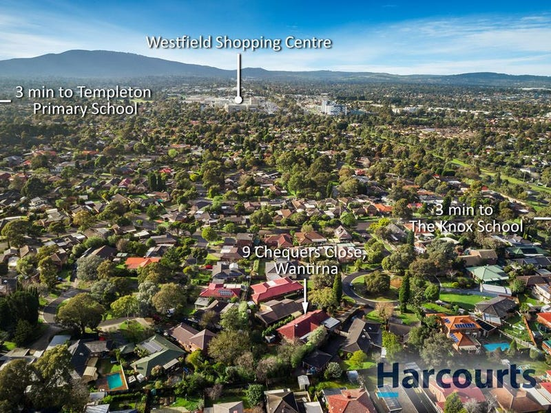 9 Chequers Close, Wantirna, Vic 3152