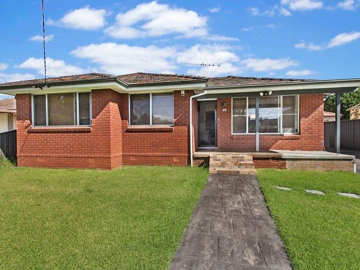 48 Baden Street, Greystanes, NSW 2145