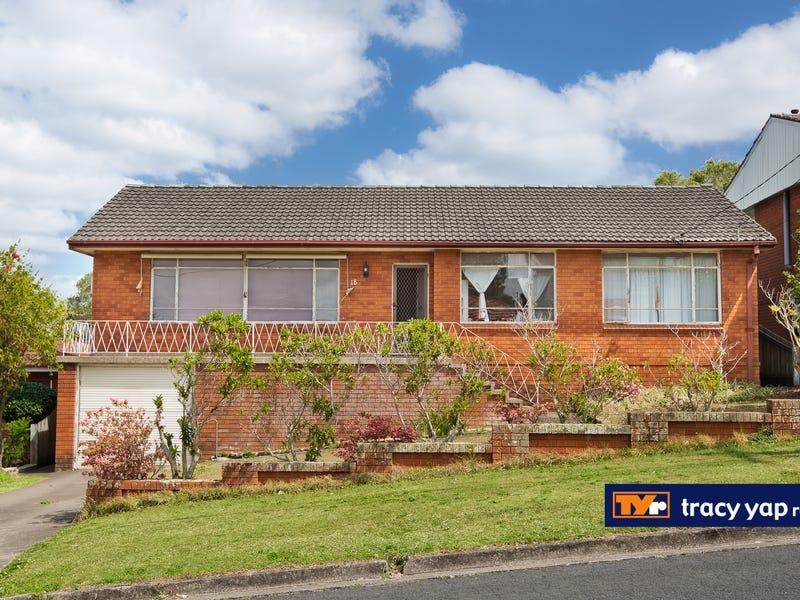 18 Kimberley Road, Carlingford, NSW 2118