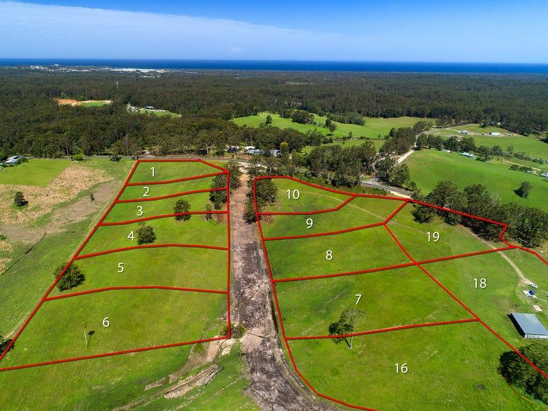 Lot 16 Wattlebird Estate 295 Wirrimbi Road, Newee Creek, NSW 2447
