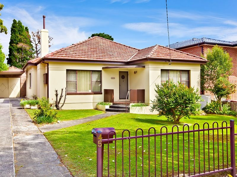 45 Rickard Road, Strathfield, NSW 2135