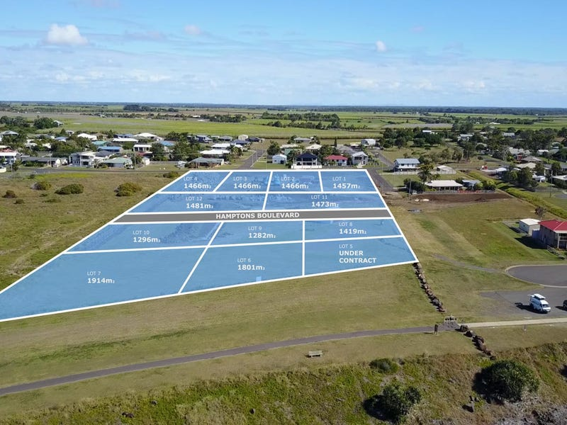 Lot 70, 80 Shelley St, Burnett Heads