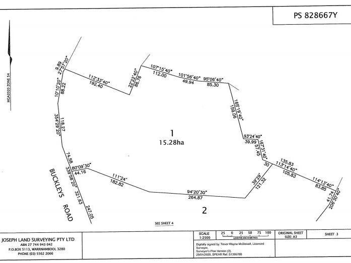 Lots 1, 2 Buckleys Road, Allansford, Vic 3277