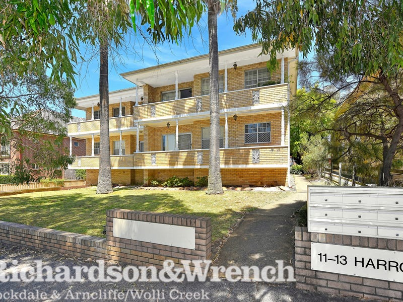 6/11-13 Harrow Road, Bexley, NSW 2207
