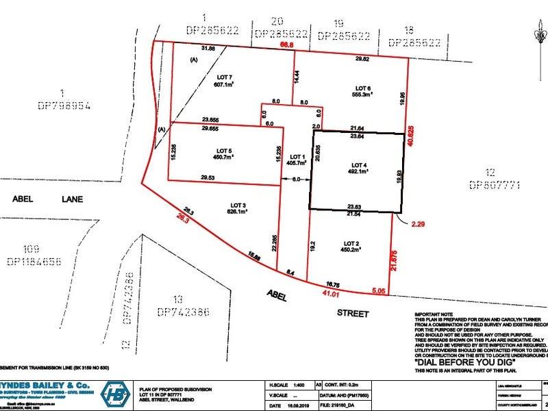Lot 4, Lot 4, 40 Abel Street, Wallsend, NSW 2287
