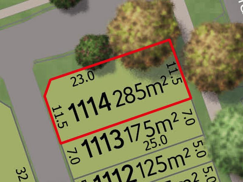Lot 1114, Lot 1114 Holyoak Avenue, Oonoonba, Qld 4811