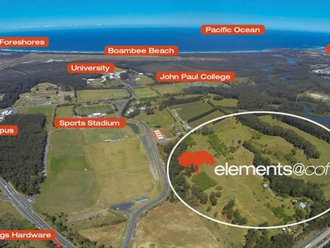Lot SP95, Song Track, Coffs Harbour, NSW 2450