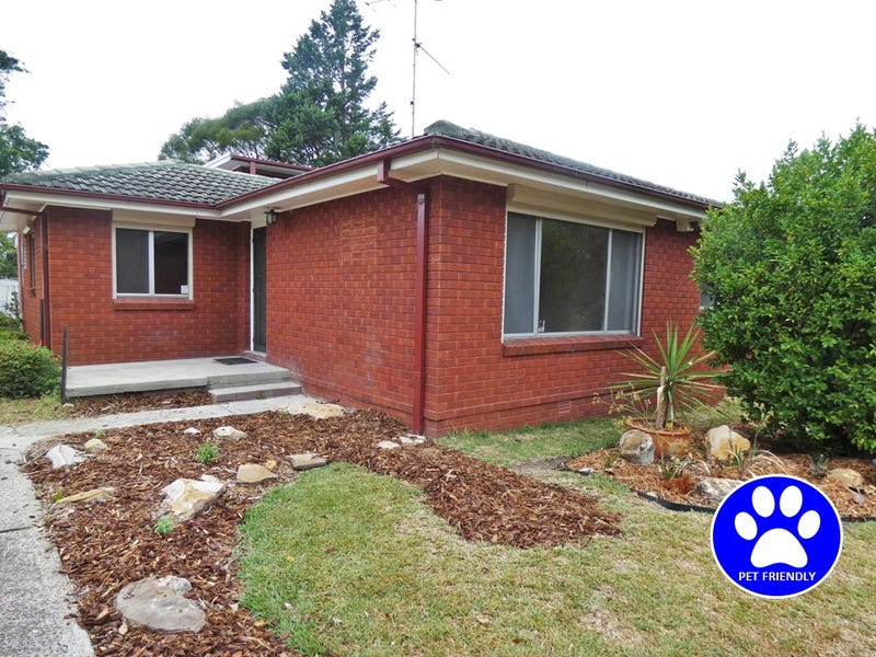 8 Grahame Street, Blaxland, NSW 2774