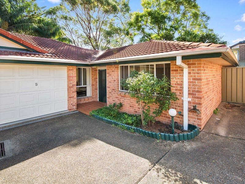 5/27 National Avenue, Loftus, NSW 2232