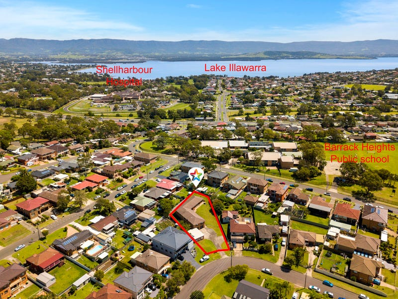 1-4/8 O'Connell Street, Barrack Heights, NSW 2528