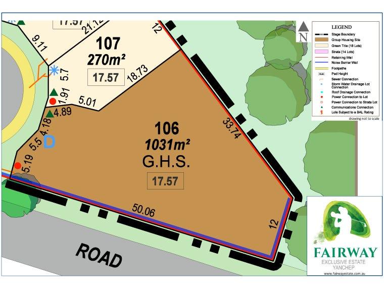 Lot 106, Lot 106 Barwon Place, Yanchep, WA 6035