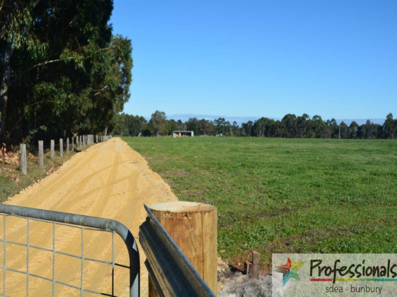 Lot 433 Somers Road, Waroona, WA 6215