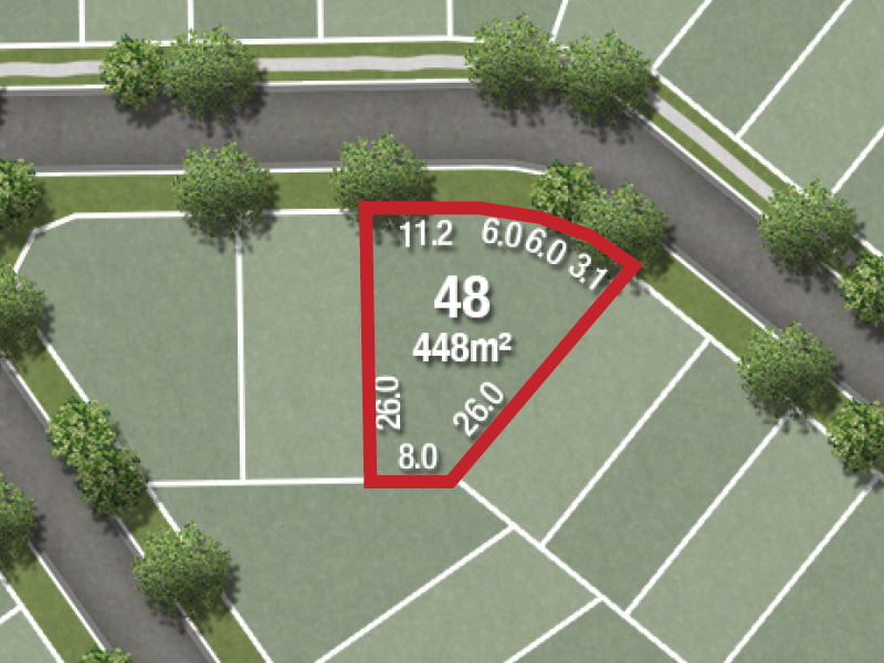 Lot 48 Flame Tree Circuit, Arundel, Qld 4214